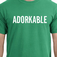 ADORKABLE - Funny Geek DORK T-Shirt S-2XL