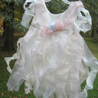 Girl/Toddler Fairy Halloween Costume