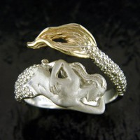 Mermaid Ring by Steven Douglas