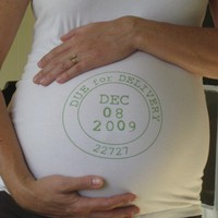 Due Date maternity shirts by culpepergeneral on Etsy