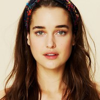 Free People Woven Knot Turban