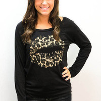 MACA Clothe · Kiss me Leopard Top