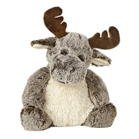 Milo the Sweet and Softer Moose Stuffed Animal by Aurora