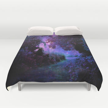 Fantasy  Duvet Cover by 2sweet4words Designs