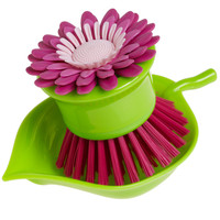 Pretty Perennial Scrub Brush | Mod Retro Vintage Kitchen | ModCloth.com