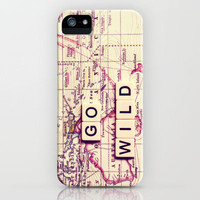 go wild iPhone Case by Sylvia Cook Photography | Society6