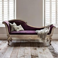 And So To Bed Versailles Chaise Longue