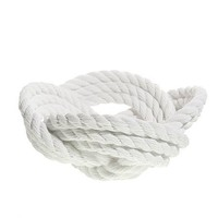 Knotted Rope Bowl by Areaware - Pop! Gift Boutique