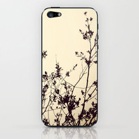 Silhouette II iPhone &amp; iPod Skin by Skye Zambrana | Society6