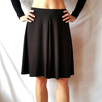 CROP TOP and Midi SKIRT Two Piece Costume Top And Skirt Crop Top And High Waisted Skirt Long Sleeve Crop Top Prom Dress Sexy Dresses