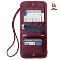 RFID Passport/Ticket Wallet - Your Trusted Source for Travel Solutions And Gear