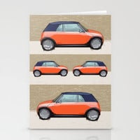 Mini Makeover Stationery Cards by Bruce Stanfield | Society6