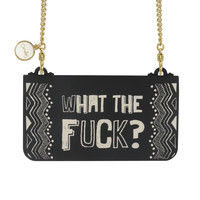 Wristlet Clutch iPhone 6 - Villainess