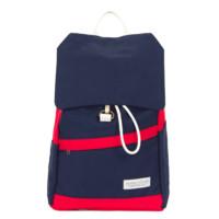 The Benson Backpack - Pacific/Spiked Punch