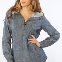 The Rowls Lightweight Twill Shirt Jacket