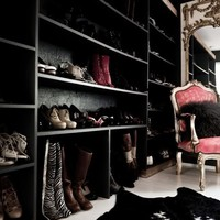Sea of Shoes: My Room in Rue Magazine