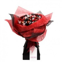 Chocolate Kisses Bouquet from The Flower Stork | Made By The Flower Stork | £29.95 | BOUF