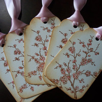 VintageInspired Cherry Blossom Gift/Wish by IndelibleImpressions