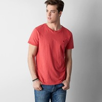 AEO Legend Crew T-Shirt, Red Beam | American Eagle Outfitters