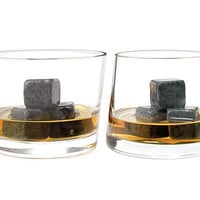 WHISKEY STONES & GIFT SET | Whiskey Rocks, Scotch Rocks | UncommonGoods