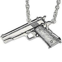 Big Gun Necklace        -                Odd Accessories        -                Things to Wear                    - Things You Never Knew Existed