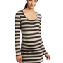 NOM Women`s Maternity Cole Stripe Tee $36.18