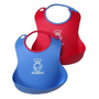 BABYBJORN Soft Bib Red/Blue 2 Pk $15.95