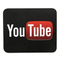 YouTube Mouse Pad