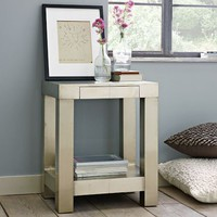 Parsons End Table - Metal
