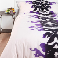 Magical Thinking Mirrored Tiger Duvet Cover