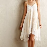 Maluku Embroidered Chemise by Eloise Ivory