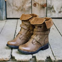 Jones Cuffed Boot, Sweet Rugged Women&#x27;s Boots
