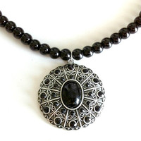 Dark Elegance Necklace