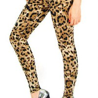 New loepard leggings [Leggings,Tights,Bottoms,Pants]