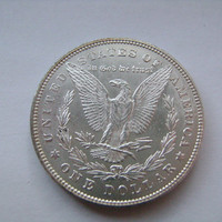 1878 Silver Morgan Dollar US Coin an Old American USA Vintage Coin Really Nice Piece To Add To Your Collection or Gift For Someone Special!