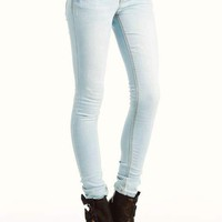 slightly-distressed-jeans LTBLUE - GoJane.com