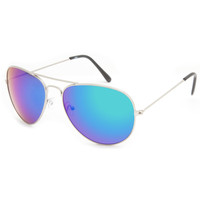 BLUE CROWN Linx Aviator Sunglasses | 2 for $15 Sunglasses