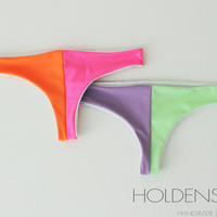 Color-block Bottoms -- Choose Your Color