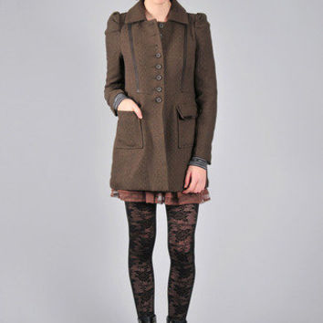 QueenofHearts - Ojai Coat