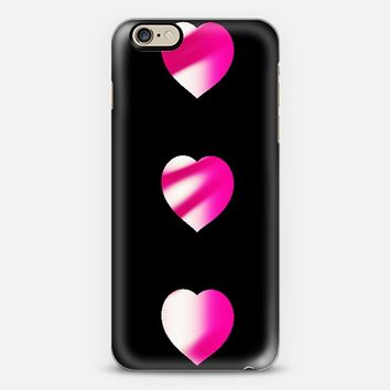 3 of hearts 2796 iPhone 6 case by Christy Leigh | Casetify
