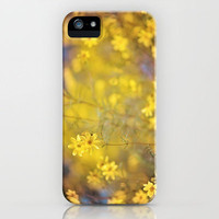 Autumn Wildflowers iPhone Case by Joel Olives | Society6