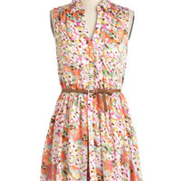 Petal Reflections Dress | Mod Retro Vintage Dresses | ModCloth.com