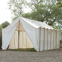 Outdoor Canvas Wall Tent