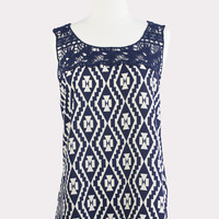 Canyon Trails Sleeveless Top