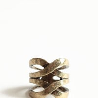 Infinite Power Ring - $11.00: ThreadSence, Women's Indie & Bohemian Clothing, Dresses, & Accessories