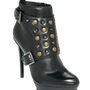MICHAEL Michael Kors Shoes, MK Studded Booties - - Macy&#x27;s