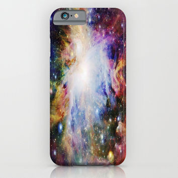 nebula iPhone & iPod Case by 2sweet4words Designs