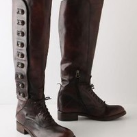 Regalia Button Boots - Anthropologie.com