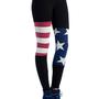 American Flag Leggings Stars and Stripes
