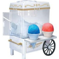 Nostalgia Electrics SCM-502 Vintage Collection Old Fashioned Snow Cone Maker: Amazon.com: Kitchen &amp; Dining